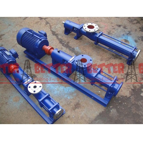 G series Screw pump